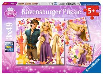 Rapunzel Puzzle;Kinderpuzzle - Bild 1 - Ravensburger