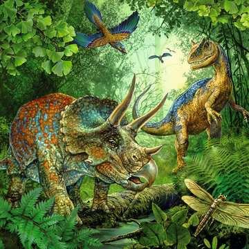 Dinosaur Fascination Jigsaw Puzzles;Children s Puzzles - image 3 - Ravensburger