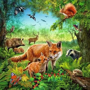 Tiere der Erde Puzzle;Kinderpuzzle - Bild 2 - Ravensburger