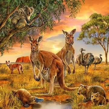 09330 Kinderpuzzle Tiere der Erde von Ravensburger 3