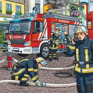 09335 Kinderpuzzle Helfer in der Not von Ravensburger 3