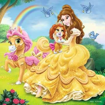Belle, Cinderella and Rapunzel Puslespil;Puslespil for børn - Billede 4 - Ravensburger