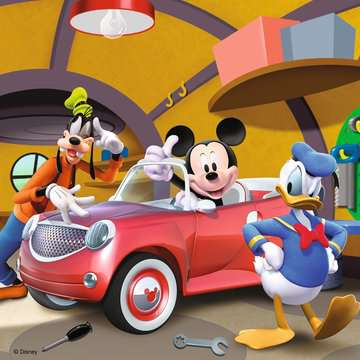 Everyone Loves Mickey Jigsaw Puzzles;Children s Puzzles - image 2 - Ravensburger