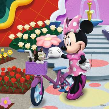 Beautiful Minnie Mouse Jigsaw Puzzles;Children s Puzzles - image 3 - Ravensburger