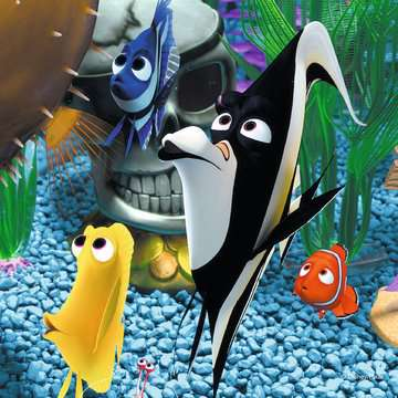 Disney Pixar Collection: In the Aquarium Jigsaw Puzzles;Children s Puzzles - image 3 - Ravensburger