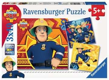 Call Sam in Danger Puslespil;Puslespil for børn - Billede 1 - Ravensburger