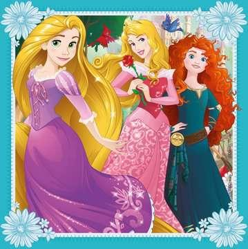 Princess 3 x 49pc Puzzles;Children s Puzzles - image 2 - Ravensburger