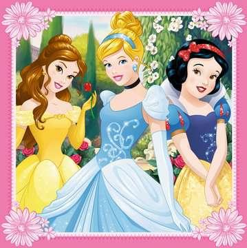Princess 3 x 49pc Puzzles;Children s Puzzles - image 3 - Ravensburger