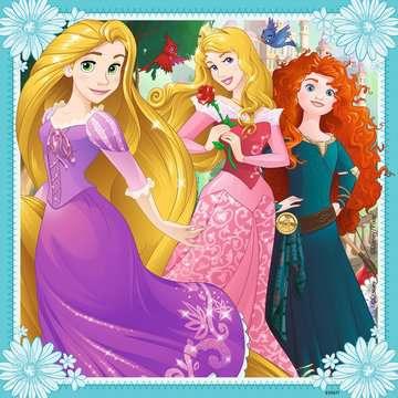 Princess 3 x 49pc Puzzles;Children s Puzzles - image 5 - Ravensburger