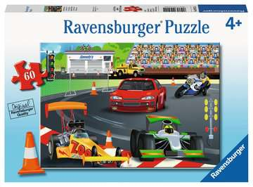 Day at the Races Jigsaw Puzzles;Children s Puzzles - image 1 - Ravensburger