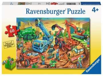 Construction Crew Jigsaw Puzzles;Children s Puzzles - image 1 - Ravensburger