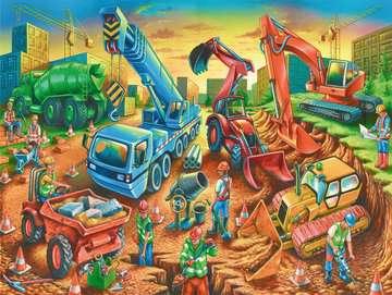 Construction Crew Jigsaw Puzzles;Children s Puzzles - image 2 - Ravensburger