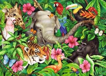 Tropical Friends Jigsaw Puzzles;Children s Puzzles - image 2 - Ravensburger