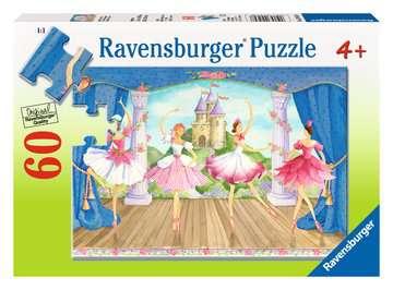 Fairytale Ballet Jigsaw Puzzles;Children s Puzzles - image 1 - Ravensburger