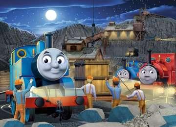 Thomas Night Work, Glow in the Dark 60pc Puzzles;Children s Puzzles - image 2 - Ravensburger