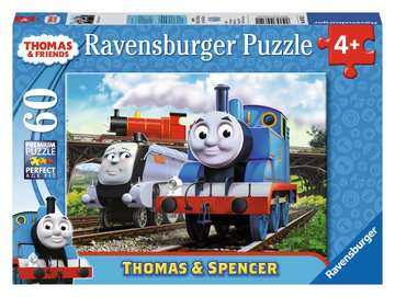 Thomas & Friends: Thomas and Spencer Jigsaw Puzzles;Children s Puzzles - image 1 - Ravensburger