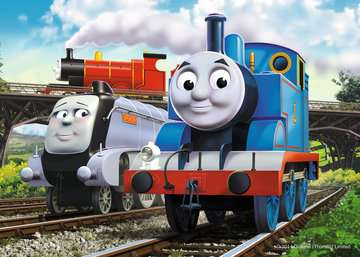 Thomas & Friends: Thomas and Spencer Jigsaw Puzzles;Children s Puzzles - image 2 - Ravensburger