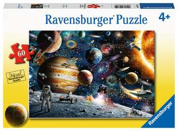 Outer Space Jigsaw Puzzles;Children s Puzzles - image 1 - Ravensburger