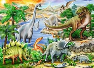 Prehistoric Life Jigsaw Puzzles;Children s Puzzles - image 2 - Ravensburger