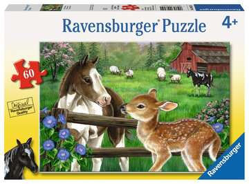 New Neighbors Jigsaw Puzzles;Children s Puzzles - image 1 - Ravensburger