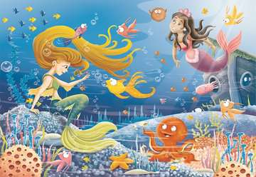 Mermaid Tales Jigsaw Puzzles;Children s Puzzles - image 2 - Ravensburger