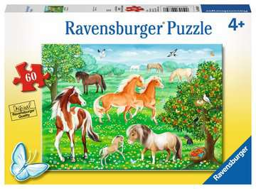 Mustang Meadow Jigsaw Puzzles;Children s Puzzles - image 1 - Ravensburger