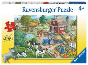 Home on the Range Jigsaw Puzzles;Children s Puzzles - image 1 - Ravensburger