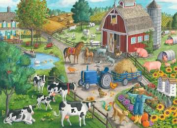 Home on the Range Jigsaw Puzzles;Children s Puzzles - image 2 - Ravensburger