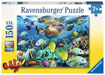 Underwater Paradise Jigsaw Puzzles;Children s Puzzles - image 1 - Ravensburger