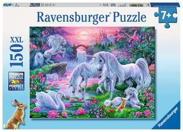 Unicorns in the Sunset Glow Jigsaw Puzzles;Children s Puzzles - image 1 - Ravensburger