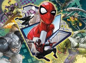 Vrienden en vijanden / Spider-man Puzzels;Puzzels voor kinderen - image 2 - Ravensburger