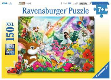 Magical forest fairies Jigsaw Puzzles;Children s Puzzles - image 1 - Ravensburger
