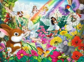 Magical Forest Fairies 150p Puslespil;Puslespil for børn - Billede 2 - Ravensburger