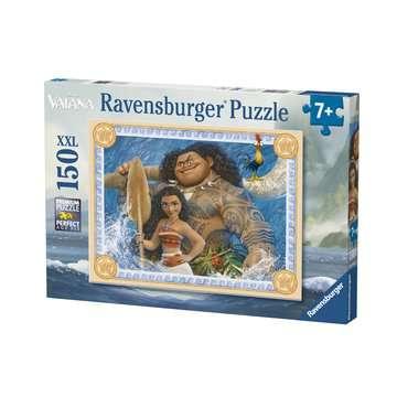 Puzzle 150 p XXL - Aventureuse Vaiana / Disney Puzzle;Puzzle enfant - Image 1 - Ravensburger