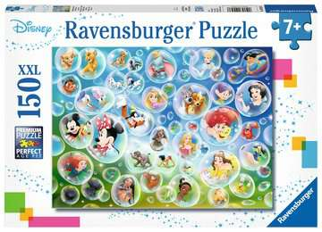 10053 Kinderpuzzle Seifenblasenparadies von Ravensburger 1
