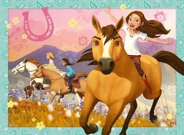 10055 Kinderpuzzle Spirit: wild und frei von Ravensburger 2