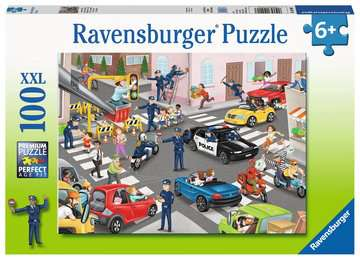 Police on Patrol Jigsaw Puzzles;Children s Puzzles - image 1 - Ravensburger
