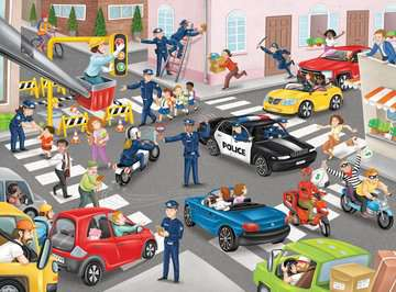 Police on Patrol Jigsaw Puzzles;Children s Puzzles - image 2 - Ravensburger