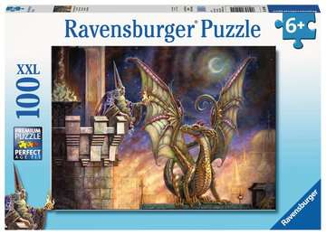 Gift of Fire Jigsaw Puzzles;Children s Puzzles - image 1 - Ravensburger