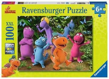 10407 Kinderpuzzle Neue Abenteuer mit Drache Kokosnuss von Ravensburger 1