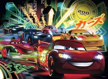 10520 Kinderpuzzle Cars Neon von Ravensburger 2