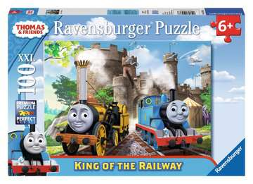 Thomas & Friends: King of the Railway Jigsaw Puzzles;Children s Puzzles - image 1 - Ravensburger