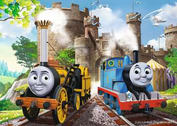 Thomas & Friends: King of the Railway Jigsaw Puzzles;Children s Puzzles - image 2 - Ravensburger