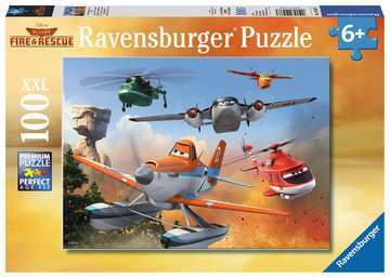 Fighting the Fire Jigsaw Puzzles;Children s Puzzles - image 1 - Ravensburger
