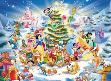 Disney Christmas EDITION NOEL Puzzle;Puzzle enfant - Image 2 - Ravensburger