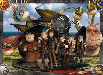 Ohnezahn und seine Freunde Puzzle;Kinderpuzzle - Bild 2 - Ravensburger
