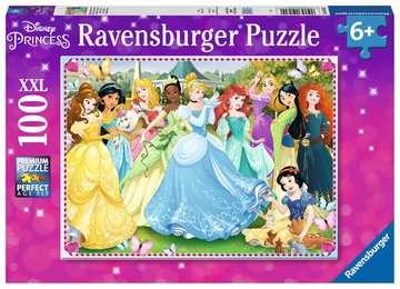 Disney Princess XXL100 Puzzles;Children s Puzzles - image 1 - Ravensburger