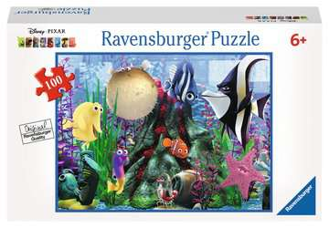 Disney Pixar Collection: Hanging Around Jigsaw Puzzles;Children s Puzzles - image 1 - Ravensburger