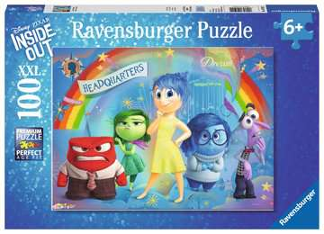 InsideOut: Mixed Emotions Jigsaw Puzzles;Children s Puzzles - image 1 - Ravensburger