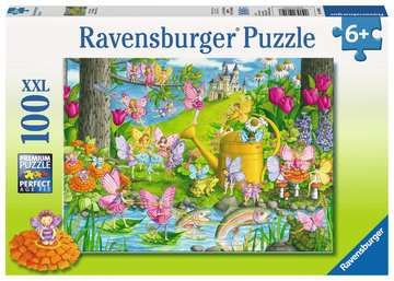 Fairy Playland Jigsaw Puzzles;Children s Puzzles - image 1 - Ravensburger